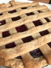 Chloe's cherry pie