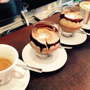Indulge in coffee!