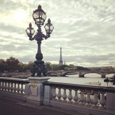 The city of lights...Paris