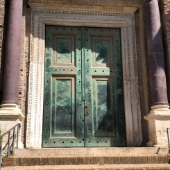Original Door